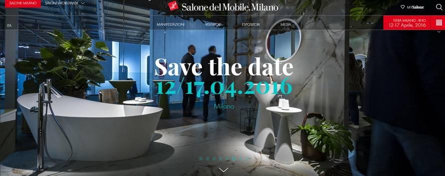 Milano - Salone del Mobile 2016